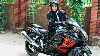 Karizma ZMR Modified | Bike modification | into Hayabusa | Customized | Vampvideo