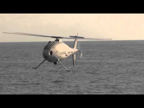 Schiebel CAMCOPTER® S 100 UAS   Maritime India