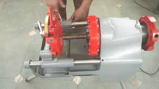 Nandini Electric Bar/Rod Threading Machine Size- : M10 to M33