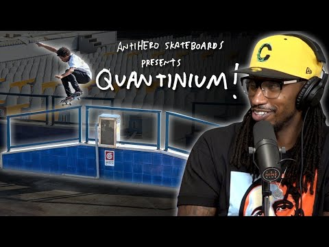 "We Review The AntiHero ""Quantinium"" Video!"