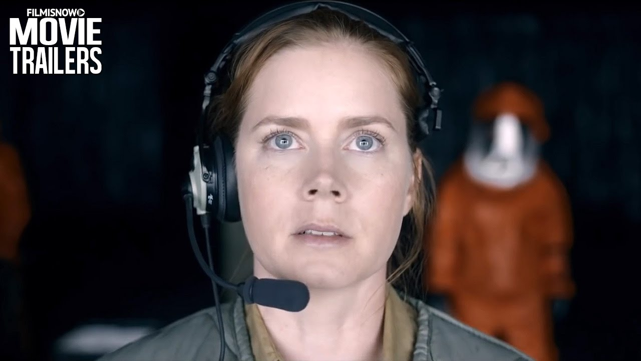 ARRIVAL | Amy Adams is in peril in the final trailer