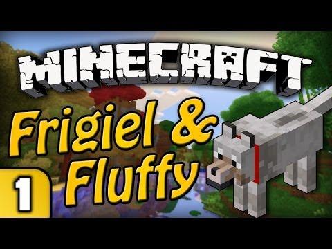 Frigiel & Fluffy : La quête de l'EnderDragon | Minecraft -  Ep.1 thumbnail