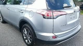2018 Toyota RAV4 Hybrid Limited in Greenville, SC 29607