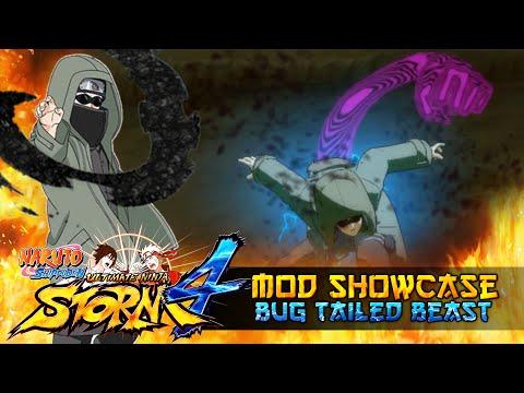 Shino Bug Tailed Beast Mode [PART 2] Naruto Shippuden Ultimate Ninja Storm 4 Mods thumbnail