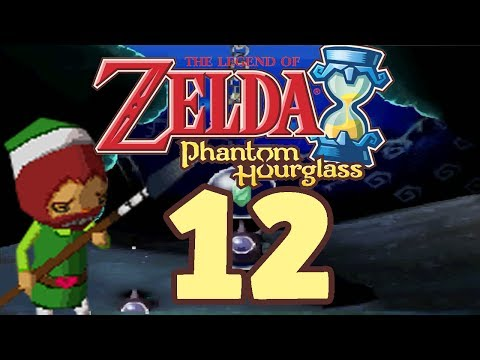 Lets Play The Legend of Zelda Phantom Hourglass Part 12: Schatzsuche