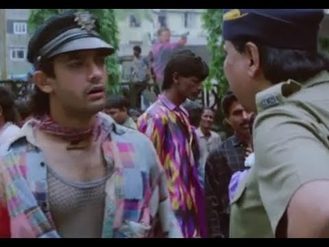 Aamir Khan Caught Selling Movie Tickets In Black - Rangeela