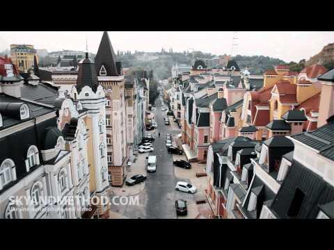 Kiev aerial showreel 2015 part 2 TEASER - SKYANDMETHOD.COM