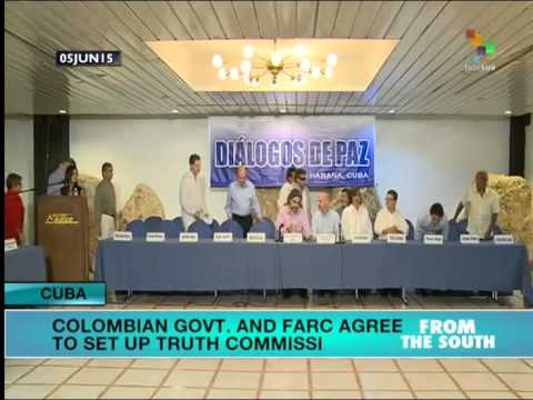 Colombian Truth Commission To Have No Judicial Consequences
