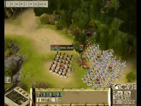 Praetorians demo #001
