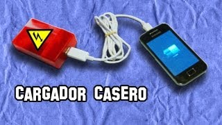Como Hacer un PowerBank Casero | How to Make a USB charger