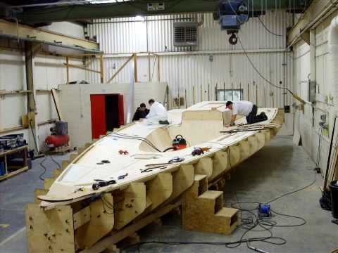 Melbourne Osaka Yacht Race Open 40 Suitable Boat Construction