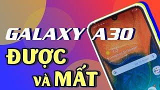Mua Galaxy A30 giá rẻ  được gì, mất gì?