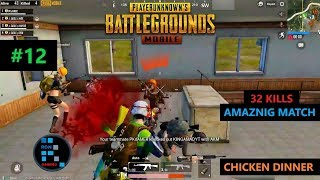 [Hindi] PUBG MOBILE | FUN GAMEPLAY WITH SUBS & NICE CHICKEN DINNER