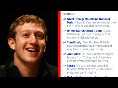 The Rise of Political Clickbait 10: Facebook Trending