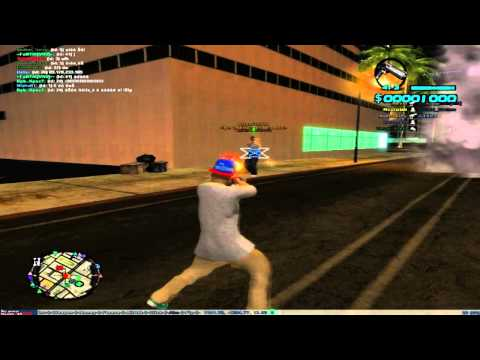 GTA SAMP: Aimbot  [HD]
