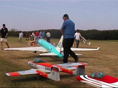 Hastings Model Airshow 2008
