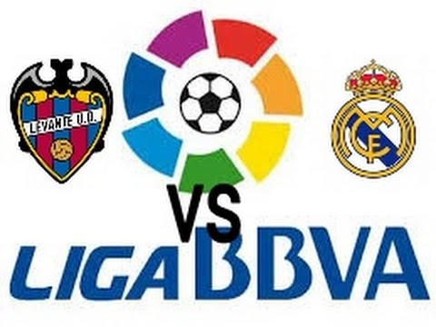 Levante vs Real Madrid 0-5 COPE