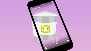 Snapcodes on Snapchat