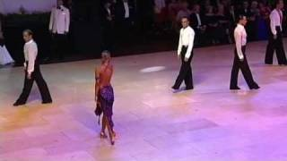 Blackpool 2010 Latin Pro Final - Rumba