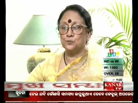 Kanak TV Video: Interview with Chitra Mudgal Part 3