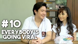 Download Lagu SARAP TV : #10 Everybody's Going Viral - Double Trouble Couple Gratis STAFABAND