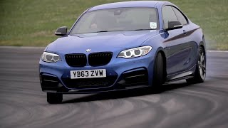 How To Drift, BMW M235i - /Chris Harris On Cars