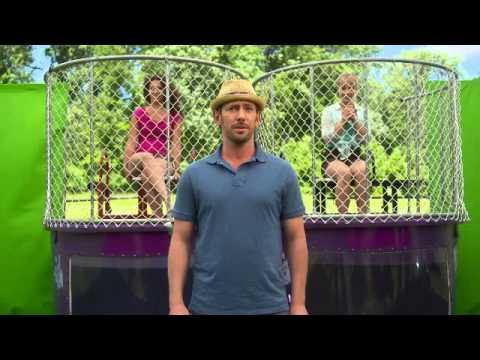 Verizon Wireless Dunk Tank commercial