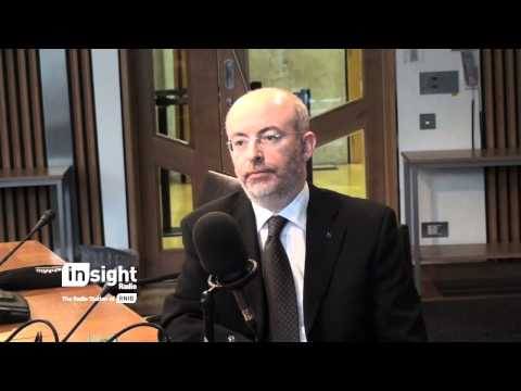 Insight Radio at the Scottish Parliament - Stewart Maxwell MSP