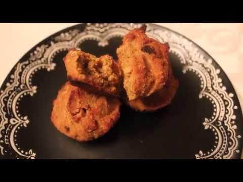 Puree Z Dyni + Korzenne Babeczki Dyniowe żytnio-ryżowe