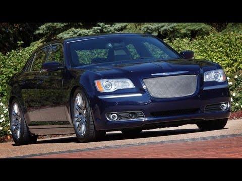 "2012 Chrysler 300C Luxury on 20"" @ SEMA Show"