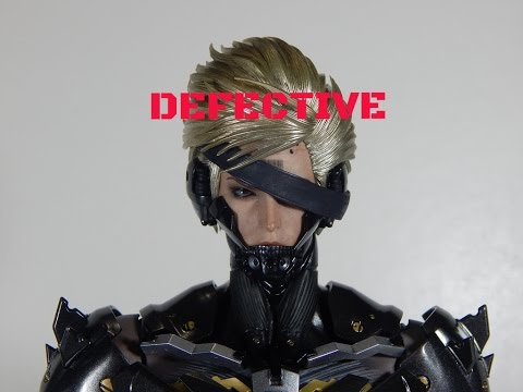 Hot Toys Raiden Defective Elbow Issue