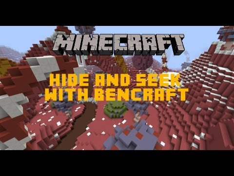 Minecraft - Hide and Seek Mini Game Servers: 1.7.4 24/7 Ep. 1