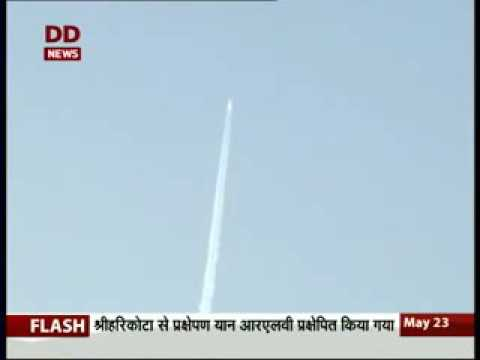 India's first reusable launch vehicle (RLV-TD) launched