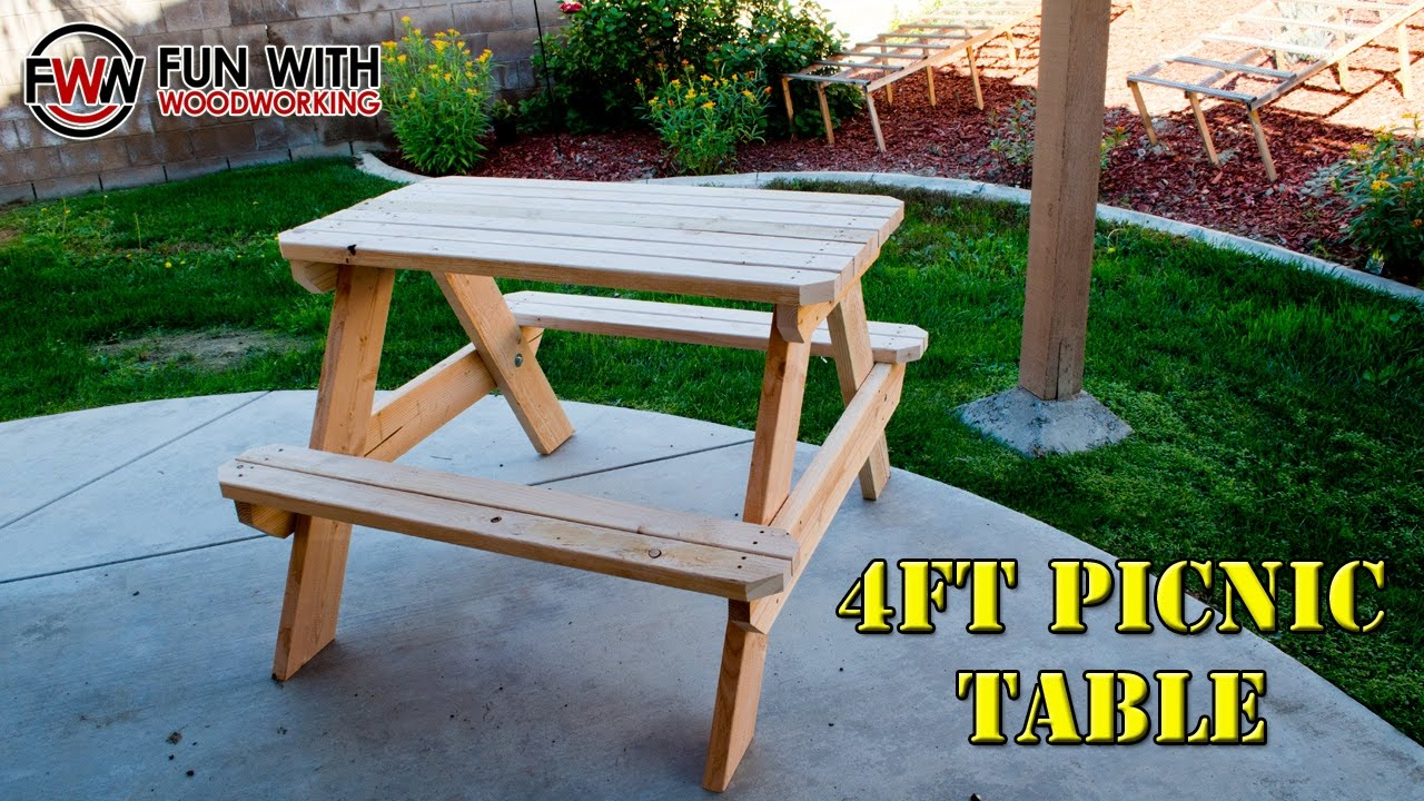 Build The Perfect Picnic Table Popular Mechanics Inducedinfo - Popular mechanics picnic table