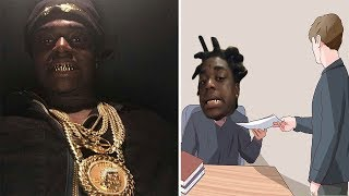 Kodak Black got CHECKED in JAIL by a CLUB PROMOTER for $500,000