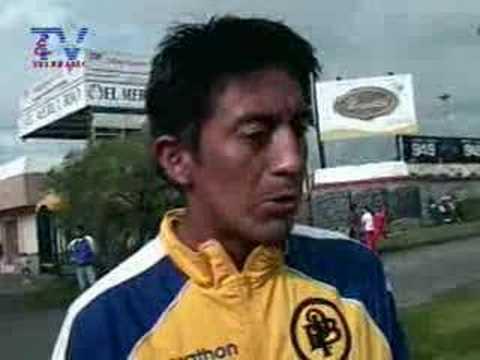 Saquipay ganó nacional de marcha