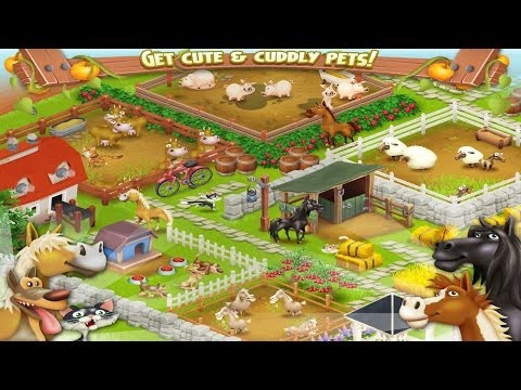 Hay Day Level 48