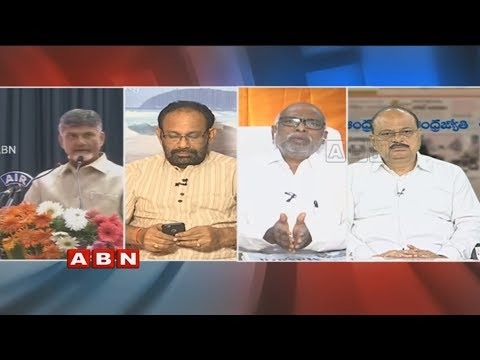 Debate | TDP New Strategies To Defend Opposition through Welfare Schemes | Part 1