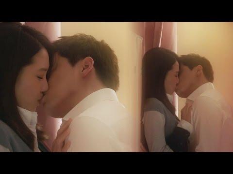 Jo Jung Suk ♥ Kong Hyo Jin, Super HOT Kiss!!!|흔들리는 공효진, 조정석과 격정 키스 《Don't Dare To Dream》 질투의 화신 EP14