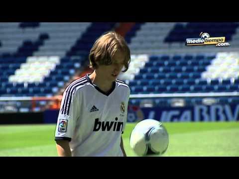 Real Madrid amplió contrato de Luka Modric