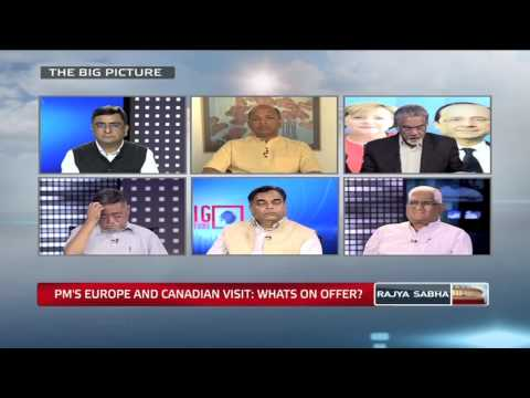 The Big Picture - PM Narendra Modi's Canadian and Europe visit: What's on offer?