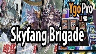 Skyfang Brigade (YgoPro) - PIRATES!! That escalated quickly.. =3