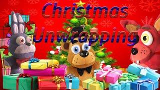 Fnaf Plush-Christmas Unwrapping (GW Movie)