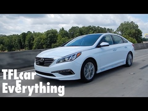 2015 Hyundai Sonata: Almost Everything You Ever Wanted To Know video