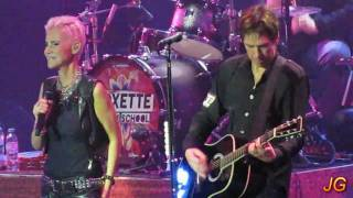 Roxette - Spending my time -  Buenos Aires 04-04-2011