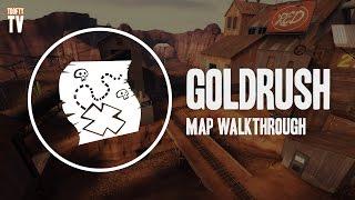 TF2 - Goldrush Map Walkthrough