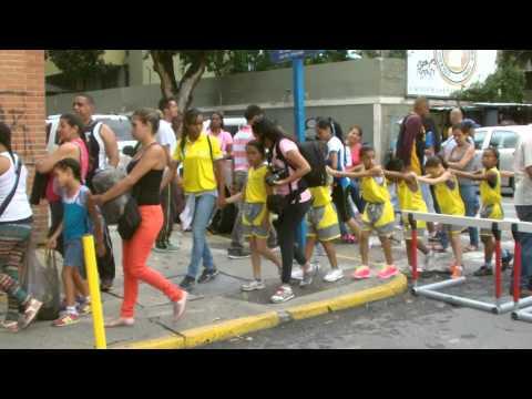 CAMPEONATO NACIONAL MINI ATLETISMO CARACAS 2015
