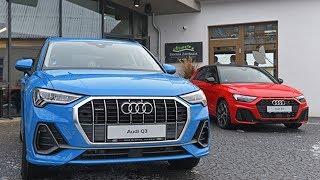 2019 Audi Q3 vs 2019 Audi Q1