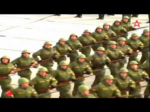 Russia's cutting-edge military hardware parades through Moscow for V-Day