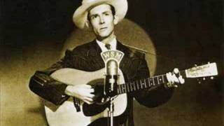 Watch Hank Williams Move It On Over video
